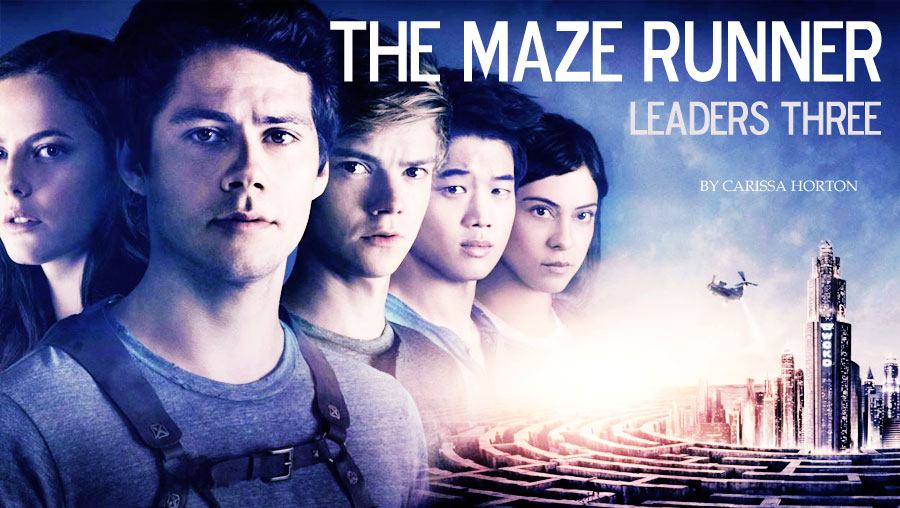 The Maze Runner: Leaders Three