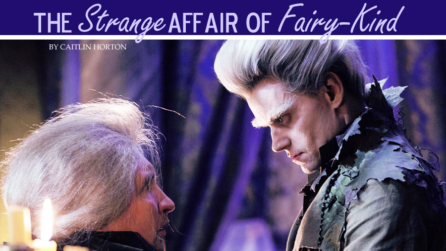 The Strange Affair of Fairy-Kind